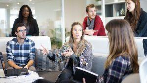 ビジネス英会話の話題