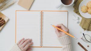 文章を書くコツ