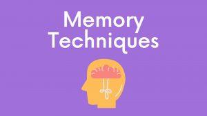 記憶力を良くする方法