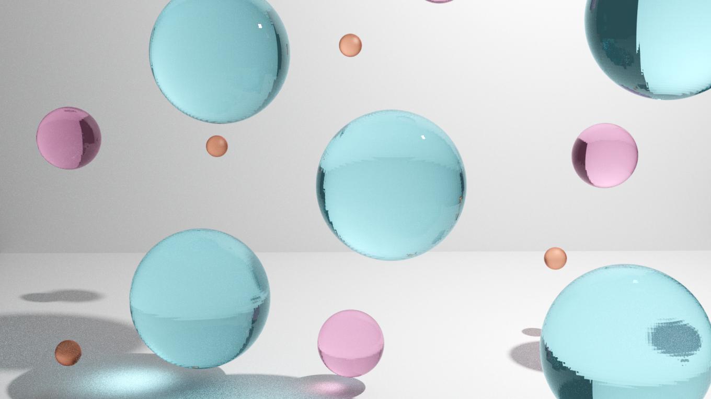 blenderガラスの質感を作る方法